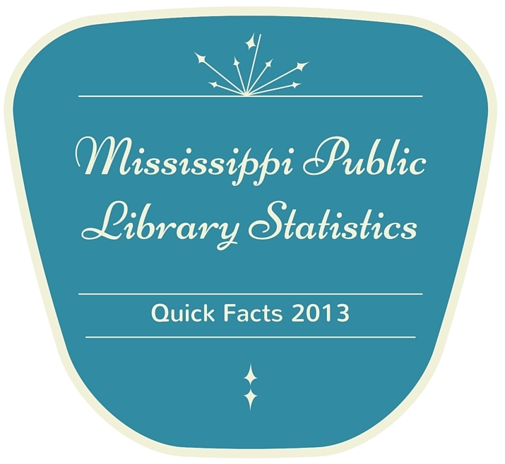 Mississippi Public Library Statistics 2013 bade